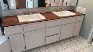 Bathroom Countertops Ideas Wood Bathroom Countertop Wooden Bathroom Wooden Bathroom