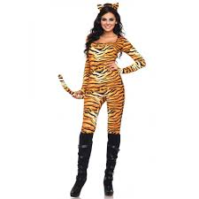 catsuit halloween costumes women u0027s catsuit tiger costume morph costumes us