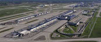 Detroit Metro Airport Map by American Airlines Pilot Arrested After Failing Breathalyzer Test