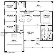 4 bedroom floor plans the huntington with porch home plan 4 bedroom 2 bath 2 car