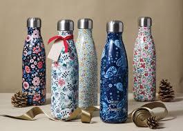Starbucks Swell | starbucks features liberty london fabrics and s well bottles