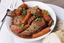 Balsamic Roast Beef In Oven Balsamic Roasted Vegetables With Herbs Recipe