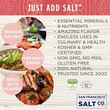 Adding Salt To Coffee Amazon Com Sherpa Pink Gourmet Himalayan Salt 1lb Extra Fine