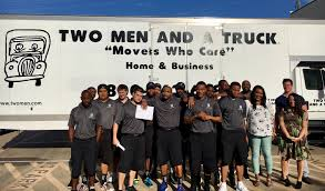 movers in dallas and carrollton texas two men and a truck
