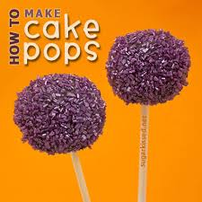 how to make cake pops step by step 7 steps with pictures