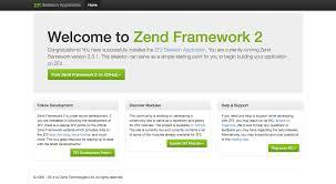 zend framework 2 override layout install zend framework 2 on linux ubuntu os codeproject