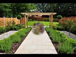 Small Backyard Design Ideas On A Budget Cheap Garden Path Ideas Youtube