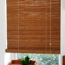 Natural Bamboo Blinds Ideas Tropical Bamboo Roll Up Blinds For Natural Shades Design
