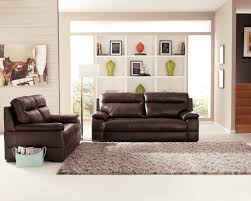 living room modern living room sofa ideas dark brown leather