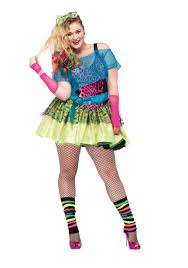 plus size costumes for women totally tubular tina plus size costume costumes