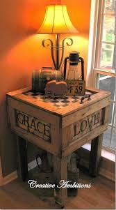 unique end table ideas creative end table ideas