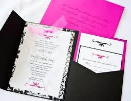 5 best images of unique handmade wedding invitations unique