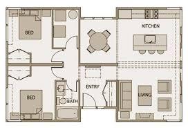 small floor plan 1100 sq ft modern prefab home in napa ca