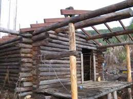 how to build a cabin house building log cabin youtube