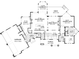 luxury ranch floor plans luxury home plan 091d 0476 house plans and more