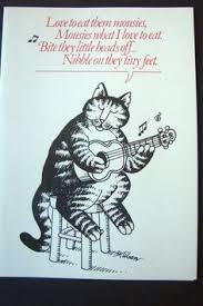 kliban cats at of bernard kliban