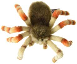 halloween jumping spider jumping spider plush soft toy by hansa 29cm 6556 amazon co uk