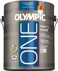 olympic one exterior paint
