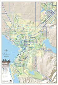 Maps Route by Bike Route Map