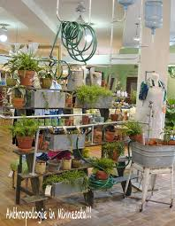 garden display ideas chippy shabby anthropologie display ideas