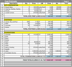 cost to build home calculator home construction cost estimate sheet download construction sheet