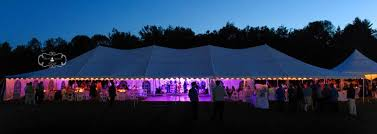 tent rentals maine party time rentals maine your complete party rental store