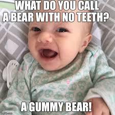 Bad Teeth Meme - bad joke baby imgflip