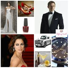 martini bond wedding wednesday 007 sky fall inspiration u2013 tiffany chalk events