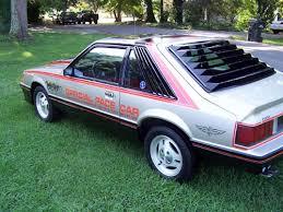 1979 ford mustang pace car ford mustang pace car 1979 car autos gallery
