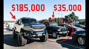 jeep tank for sale the rezvani tank is the 200 000 modified jeep from the year 2035