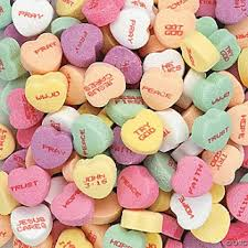 necco hearts allen events sweethearts candies happy valentines day