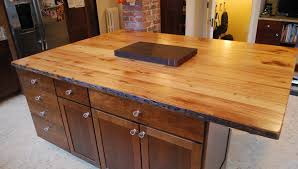 kitchen island u2014 bones and all custom furniture pittsburgh pa