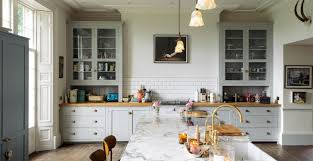 grey kitchen cupboards with black worktop 25 grey kitchen ideas that prove this color literally never