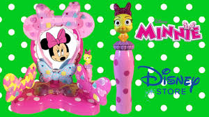 Minnie Mouse Bowtique Vanity Table Minnie Mouse Bow Tique Headband Bow Maker Vanity Disney Store Toy