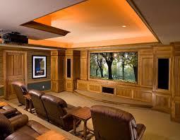 basement media room living room multipurpose living room with home theater