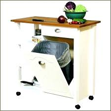 kitchen cabinet trash pull out double trash can cabinet white pull out trash cans kitchen cabinet