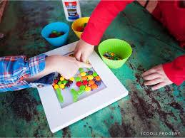 candy mosaics