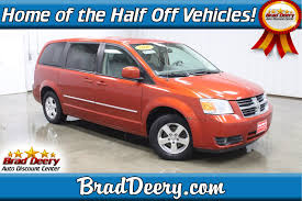 used 2008 dodge grand caravan sxt w keyless entry maquoketa ia