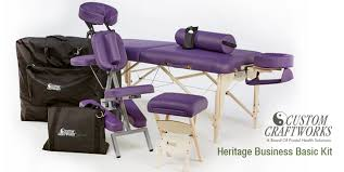 Professional Massage Tables Custom Craftworks Massage Tables Quality Portable Massage Chairs