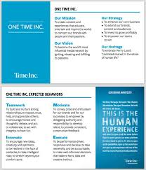 company cards time inc embraces print passes out company culture cards media