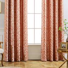 Blue And Orange Curtains Buy Orange Curtains Living Room And Get Free Shipping On