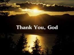 thank god for everything thanksgiving