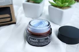 Calming Blue by Klairs Midnight Blue Calming Cream Preview U0026 First Impressions