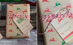 kraft christmas wrapping paper free printable christmas wrapping paper template the elli