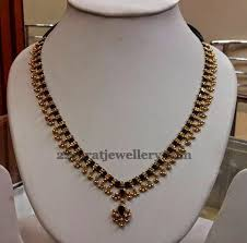 gold black bead necklace images 11 best black beads images jewellery designs jpg
