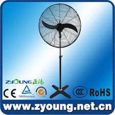 30 Industrial Pedestal Fan Heavy Duty Big Wind Powerful 20