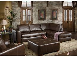 Brown Leather Sofa Living Room Ideas Magnificent Look With Chaise For Living Room U2013 Small Living Room