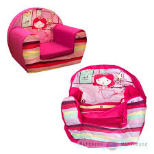 Disney Cars Armchair Kids Children U0027s Comfy Soft Foam Chair Cover Only Toddlers Armchair
