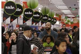 2013 black friday target black friday weekend sales disappoint can retailers recover