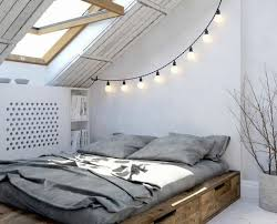 chambre idee davaus deco guirlande lumineuse chambre ado avec des idées